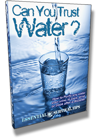 water purification system Can You Trust Water Book