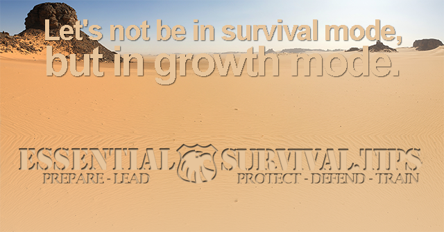 essential survival life and tips