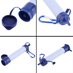 Water Straw Filter for Survival