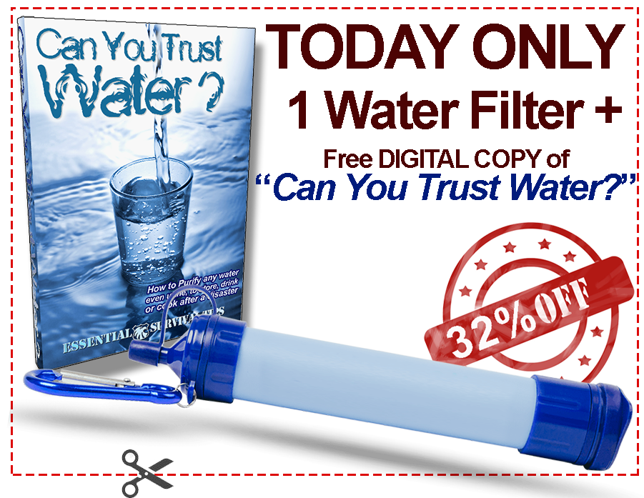 water purification system ebook Can You Trust water