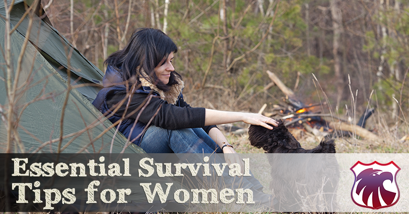 Essential Survival Tips For Women
